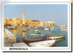 Une carte postale de Senglea (John)