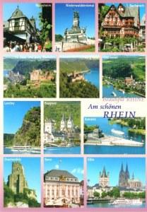 Une carte postale de Kaiserslautern (Anne)