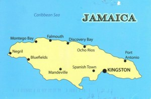 Une carte postale de Jamaïque (The Austins)