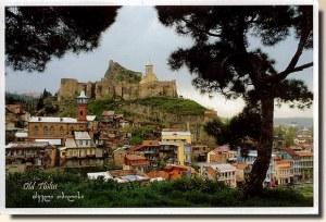 Une carte postale de Tbilissi (Lela)