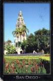 Une carte postale de San Diego (Erin)