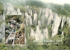 Une carte postale de Kuching (Mirsea)