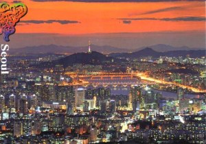 Une carte postale de Busan (Kelly)