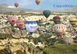Une carte postale de Nevşehir (Evgenia)