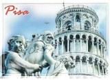 Une carte postale de Pise (Dom & Delph)