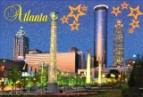 Une carte postale de Atlanta (Kristen)