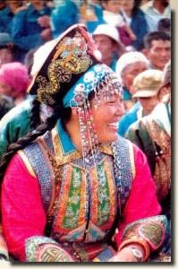 Une carte postale de Chonging (Vivian)