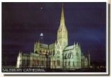 Une carte postale de Salisbury (Jenny)