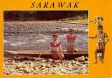 Une carte postale de Sarikei (Jiaqi)
