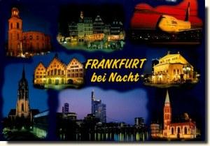 Une carte postale de Francfort (Natascha)