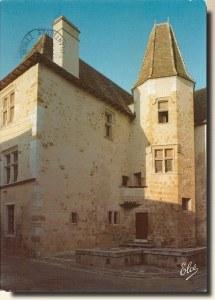 Une carte postale d'Orthez (Anne)