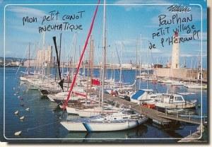 Une carte postale de Paulhan (Denis Soto)