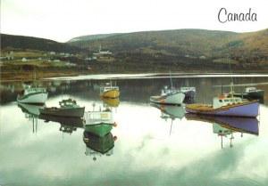 Une carte postale de Moncton (Allison)