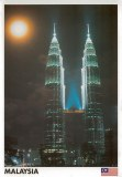 Une carte postale de Malaisie (Bree)