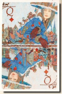 Une carte postale de Saint Ptersbourg (Anna)