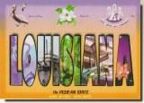 Une postale de Lafayette, LA (Cortney)