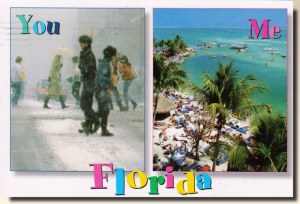 Une carte postale d'Orlando, FL (Dave Morgan)