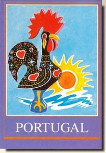 Une carte postale de Lisbonne (Maria)