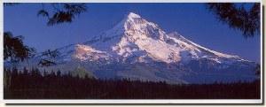 Une carte postale de l'Oregon, OR (Christine)