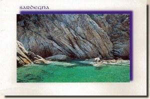 Une carte postale de Cagliari (Elisabetta)