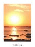 Une carte postale de Galicie (Luis)