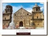 Une carte postale de Navotas (Rosa)