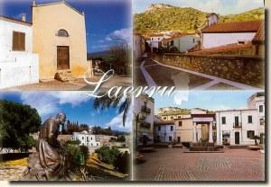 Une carte postale de Laerru (Nicola)