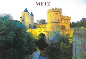 Une carte postale de Metz (Anne)