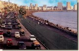 Une carte postale de Bombay (Facebook friend)
