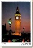 Une carte postale de Londres (Michael)