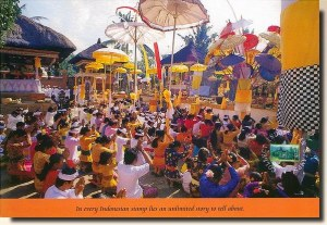 Une carte postale de Jakarta (Vania)