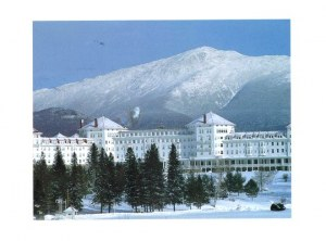 Une carte postale du New Hampshire (Les Coopers)