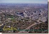 Une carte postale de London (Shalma)
