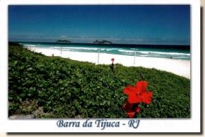 Une carte postale de Rio de Janeiro (Mariana)