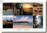 Une carte postale de Langkawi (Mahawir)