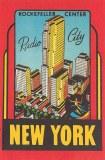 Une carte postale de New York (Loes)