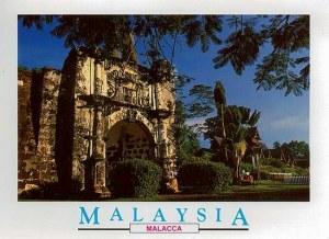 Une carte postale de Melaka (Libby Tan)