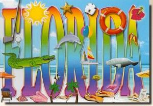 Une carte postale d' Hollywood, FL (Katya)