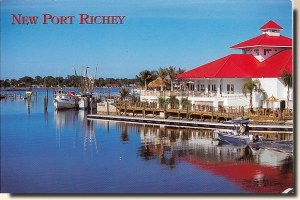 Une carte postale de New Port Richey, FL (Mary Ann)