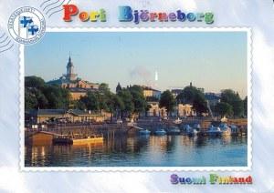 Une carte postale de Pori