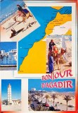 Une carte postale de Pont de Roide (Marina)