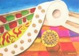 Une carte postale de Frankenthal (Michael)