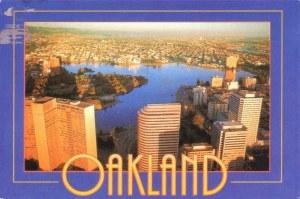 Une carte postale de Oakland (Molly)