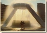 Une carte postale de Detroit, MI (Agi)