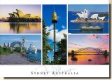 Une carte postale de Sidney (Perrine)