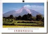 Une carte postale de Yogyakarta (Dewi)