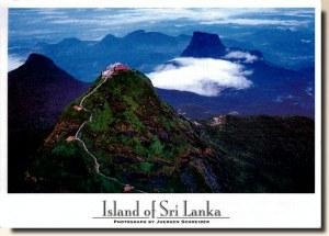 Une carte postale de Colombo (Laurent)
