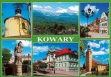 Une carte postale de Kowary (Anna)