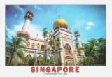 Une carte postale de Singapour (Chenne)