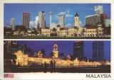 Une carte postale de Perak (Dani)